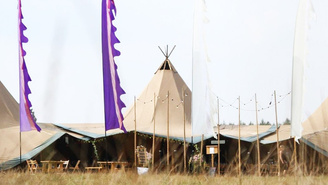 To Tipi or not to Tipi…. for your Festival Wedding
